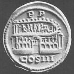 Aureus des Septimus Severus