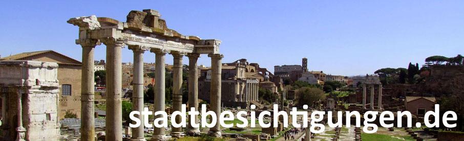 Stadtführungen in Rom