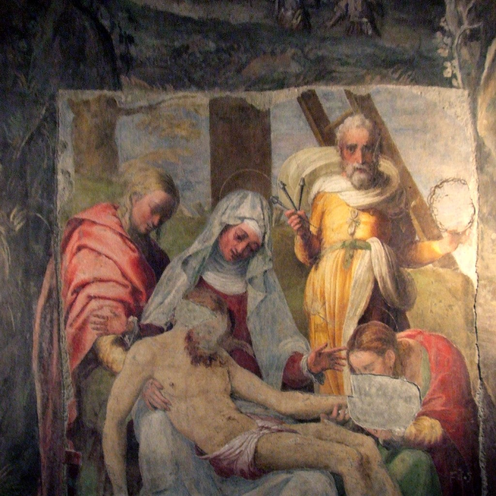 Perin del Vaga, Pietà