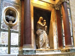 Pantheon 016 3. Edicola Raffaello