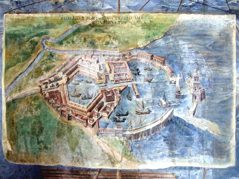 Musei Vaticani Gallerie delle Mappe 001