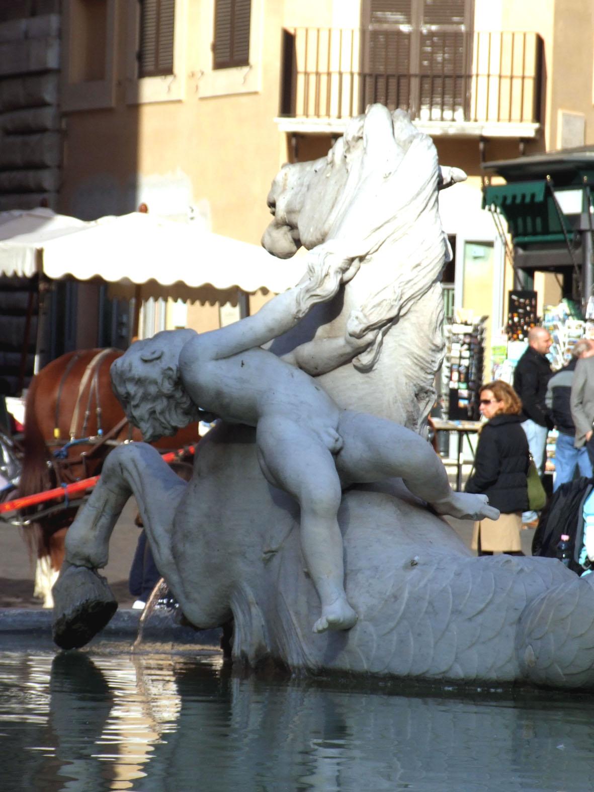 Fontana di Nettuno 006