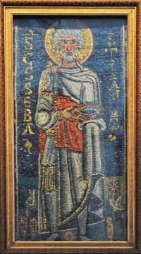 Mosaico_di_San_Sebastiano, 680, San Pietro in Vincoli